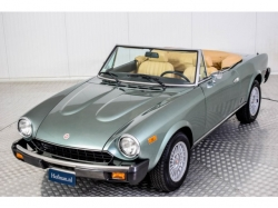 Fiat 124 Spider 2000 injection thumbnail 21