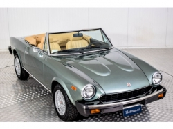 Fiat 124 Spider 2000 injection thumbnail 23
