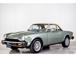 Fiat 124 Spider 2000 injection thumbnail 26