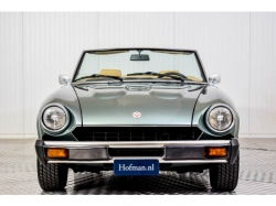 Fiat 124 Spider 2000 injection thumbnail 3