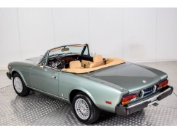 Fiat 124 Spider 2000 injection thumbnail 32