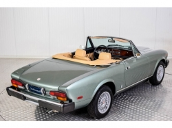 Fiat 124 Spider 2000 injection thumbnail 34