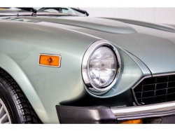 Fiat 124 Spider 2000 injection thumbnail 35