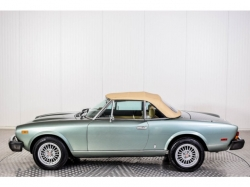 Fiat 124 Spider 2000 injection thumbnail 36