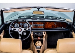 Fiat 124 Spider 2000 injection thumbnail 37