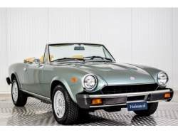 Fiat 124 Spider 2000 injection thumbnail 43