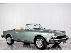 Fiat 124 Spider 2000 injection thumbnail 47