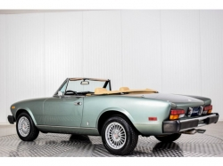 Fiat 124 Spider 2000 injection thumbnail 48