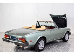 Fiat 124 Spider 2000 injection thumbnail 51