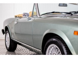 Fiat 124 Spider 2000 injection thumbnail 61