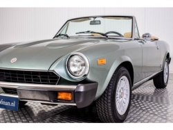 Fiat 124 Spider 2000 injection thumbnail 69