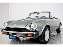 Fiat 124 Spider 2000 injection thumbnail 73