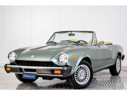 Fiat 124 Spider 2000 injection thumbnail 8