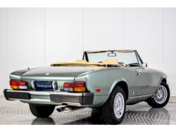 Fiat 124 Spider 2000 injection thumbnail 9