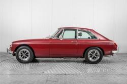 MG B MGB GT Overdrive thumbnail 16