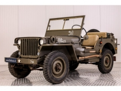 Willys JEEP MB 1943 thumbnail 1