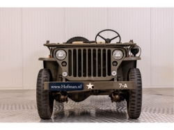 Willys JEEP MB 1943 thumbnail 11