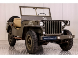 Willys JEEP MB 1943 thumbnail 14