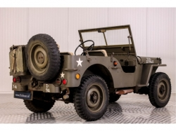 Willys JEEP MB 1943 thumbnail 2