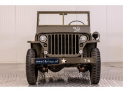 Willys JEEP MB 1943 thumbnail 3