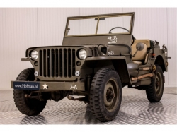 Willys JEEP MB 1943 thumbnail 34