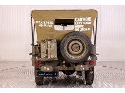 Willys JEEP MB 1943 thumbnail 40