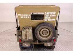 Willys JEEP MB 1943 thumbnail 49