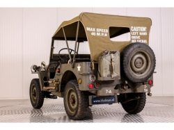 Willys JEEP MB 1943 thumbnail 5