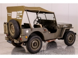 Willys JEEP MB 1943 thumbnail 67
