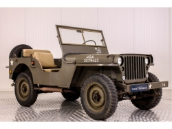Willys JEEP MB 1943 thumbnail 70