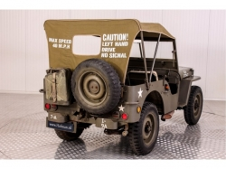Willys JEEP MB 1943 thumbnail 77