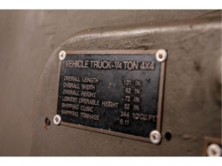Willys JEEP MB 1943 thumbnail 78