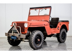 Willys Jeep CJ-2A thumbnail 1