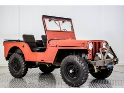Willys Jeep CJ-2A thumbnail 12