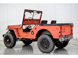 Willys Jeep CJ-2A thumbnail 13