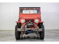 Willys Jeep CJ-2A thumbnail 14