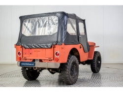 Willys Jeep CJ-2A thumbnail 18