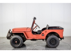 Willys Jeep CJ-2A thumbnail 21