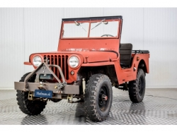 Willys Jeep CJ-2A thumbnail 23