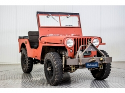 Willys Jeep CJ-2A thumbnail 24