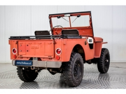Willys Jeep CJ-2A thumbnail 27