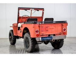 Willys Jeep CJ-2A thumbnail 28