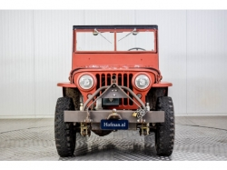 Willys Jeep CJ-2A thumbnail 3