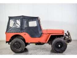 Willys Jeep CJ-2A thumbnail 4