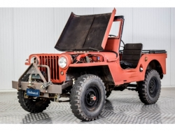Willys Jeep CJ-2A thumbnail 45