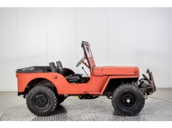 Willys Jeep CJ-2A thumbnail 5