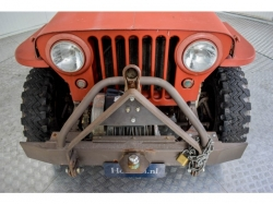 Willys Jeep CJ-2A thumbnail 6