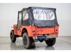 Willys Jeep CJ-2A thumbnail 8