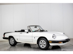 Alfa Romeo Spider Graduate Injection thumbnail 16