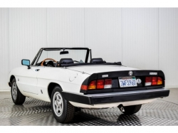 Alfa Romeo Spider Graduate Injection thumbnail 20